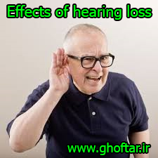 Effects of hearing loss