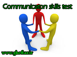 Communicaton skills test